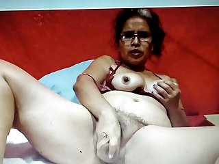 My grandmother masturbating