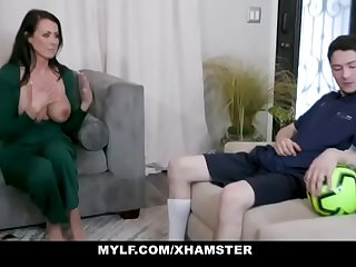 MYLF  Hot Stepmom Lets Me Grab Her Tits Click On This Link To here is the complete video link...