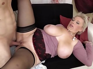 Udder Gilf Fucked By Young Toy Boy
