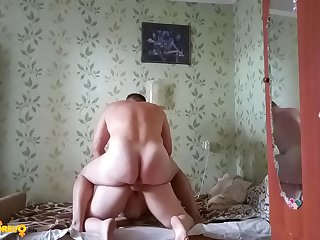 Russian mature mom sex