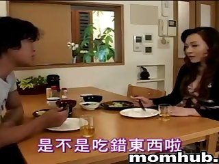 Japanese mom and son'_s happly life (Full length video:momhub.net)