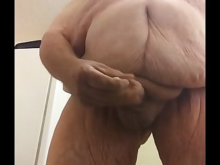 Fsp fully nude wank
