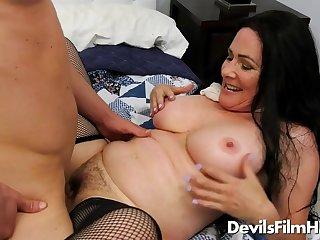 Old slut Alexandra Silk