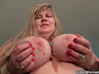 An older woman means fun part 261