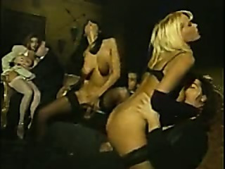 Very hardcore retro porn