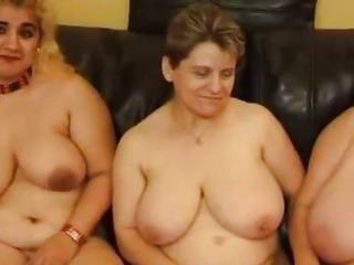BBW mature women
