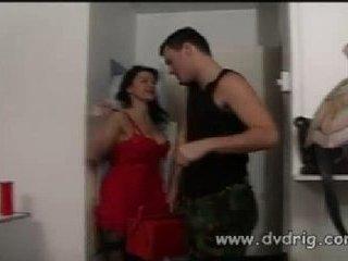 Mature Horny Housewife Eva Bro...