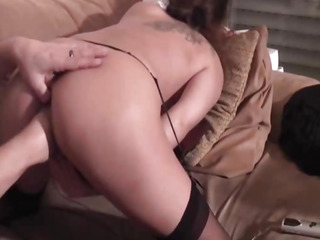 Horny amateur wife loves fisting orgasms