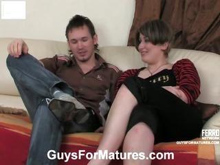 Elisabeth&Rolf kinky mature action