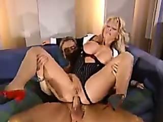 Vivian Schmitt takes a hard cock in the ass