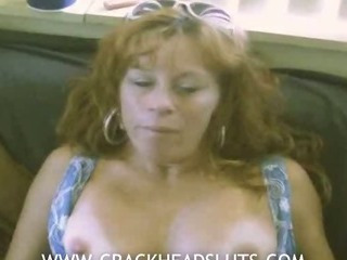 Mature crackhead in sex documentary about the lives of prostitutes