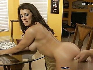 extreme hairy bush german stepmom gets rough big dick banged by her horny stepson