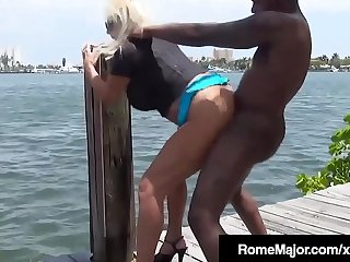 BBC Rome Major Bangs Ole'_ Granny Mandie McGraw Lakeside!