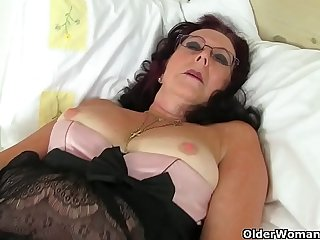 An older woman means fun part 196